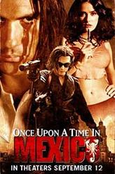 Once Upon a Time in Mexico showtimes and tickets