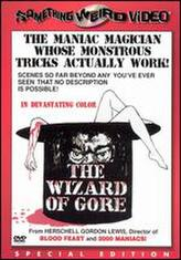 The Wizard of Gore showtimes and tickets
