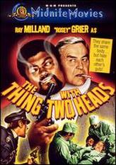 The Thing With Two Heads showtimes and tickets