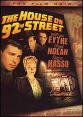 The House on 92nd Street showtimes and tickets