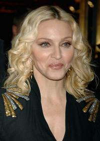 Madonna attends the