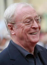 Michael Caine the