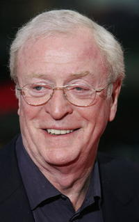 Michael Caine at the German premiere of
