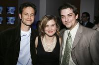Kirk Cameron, Tracey Gold and Jeremy Miller at the AOL and Warner Bros. Launch of In2TV.