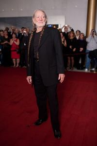 Willie Nelson at the 12th Annual Mark Twain Prize for American Humor.