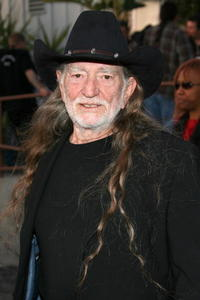 Willie Nelson at the 5th Annual TV Land Awards.
