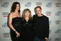 Bridget Moynahan, Colleen Camp and Director Henry Bean at the world premiere of