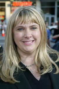 Colleen Camp at the Hollywood world premiere of