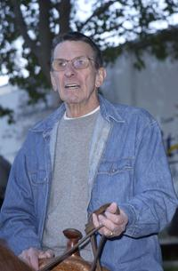 Leonard Nimoy at the 13th Annual Hollywood Charity Horse Show.