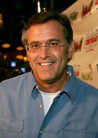 Bruce Campbell at the CineVegas film festival screening of