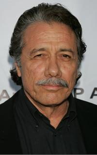 Edward James Olmos at the 4th Annual IndieProducer Awards Gala.