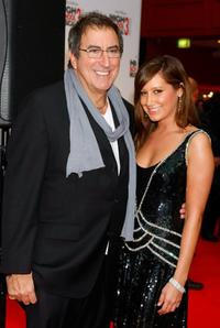 Kenny Ortega and Ashley Tisdale at the premiere of