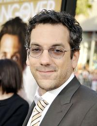 Todd Phillips at the premiere of
