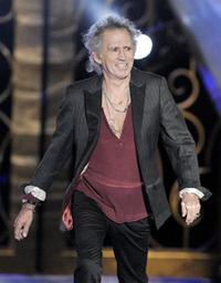 Keith Richards at the Spike TV's Scream 2009.