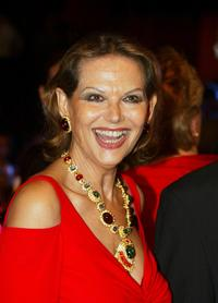 Claudia Cardinale at the third Marrakech Film Festival.