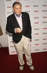Cliff Robertson at the Hamptons Film Festival screening of
