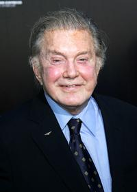 Cliff Robertson at the 2007 Tribeca Film Festival for the premiere of