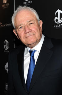 David Seidler at the premiere of