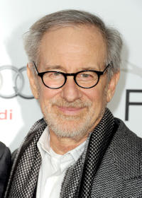 Director/producer Steven Spielberg at the California premiere of