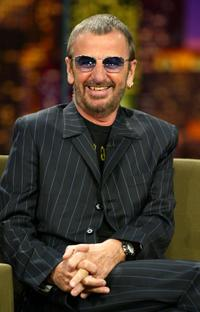 Ringo Starr at the