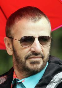 Ringo Starr at the Chelsea Flower Show.