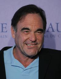 Oliver Stone at the US film festival.