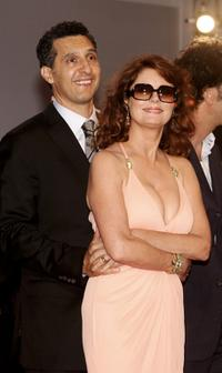 John Turturro and Susan Sarandon at the 62nd Venice Film Festival for the premiere of