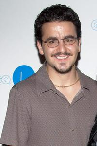 Max Casella at the launch of the book