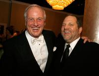 Jerry Weintraub and Harvey Weinstein at the 21st Annual American Cinematheque Award Honoring George Clooney.