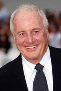 Jerry Weintraub at the premiere of