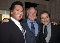 Wayne Newton, Jerry Weintraub and Edward James Olmos at the 39th Annual Publicist Awards.