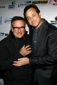 Robin Williams and Bob Saget at the