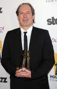 Hans Zimmer at the 14th Annual Hollywood Awards Gala.