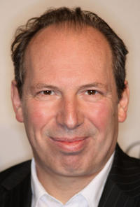 Hans Zimmer at the Songs of Hope V benefit in California.