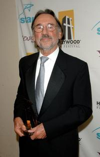 Vilmos Zsigmond at the 10th Annual Hollywood Awards.