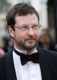 Lars von Trier at the Cannes International Film Festival.
