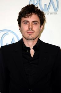 Casey Affleck at the 19th annual Producers Guild Awards.