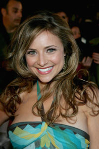 Christine Lakin at the Hollywood premiere of