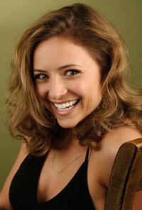 Christine Lakin at the Portrait Studio during the AFI Fest 2005.