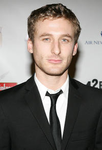 Dean O'Gorman at the cocktail reception during the 5th Annual Celebration of New Zealand Filmmaking and Creative Talent in California.