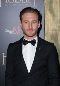 Dean O'Gorman at the New York premiere of