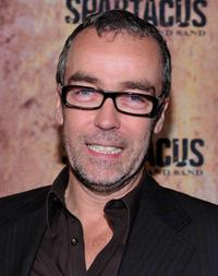 John Hannah at the premiere of