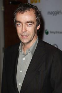 John Hannah at the London premiere of