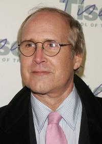 Chevy Chase at the Tisch School of the arts annual gala benefit at the St. James Theatre.