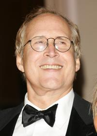 Chevy Chase at the Museum of The Moving Image Salute to Will Smith at the Waldorf-Astoria Hotel.