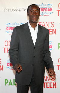 Don Cheadle at the CineVegas opening night screening of