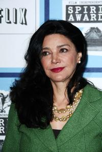 Shohreh Aghdashloo at the 2008 Film Independent's Spirit Awards.