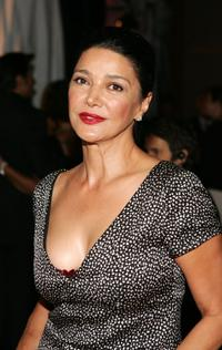 Shohreh Aghdashloo at the Macy's Passport 2006 Gala and Fashion show.