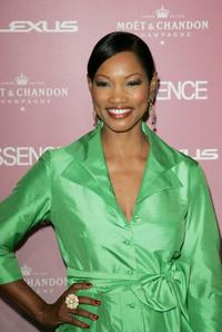 Garcelle Beauvais at the ''Essence Black Women In Hollywood'' luncheon.
