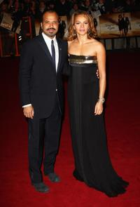 Jeffrey Wright and Carmen Ejogo at the world premiere of